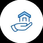 Icone - Acquérir un bien - Crédit Immobilier BG Finance