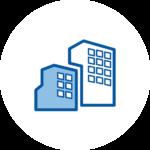 Icone - Murs commerciaux - Financement d'entreprise BG Finance