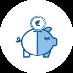 Icone - Les différents besoins de rachat de crédit - BG Finance
