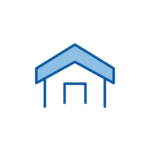 Icone - Résidence principale - Crédit Immobilier BG Finance